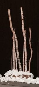 Birch Branches | Halloween Party Decor