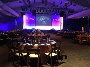 Modular event furniture rentals in Utah
