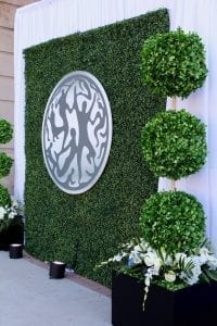 In The Event | Boxwood Wall boxwood hedge Our Favorite Event Rentals | Boxwood Wall IMG 3824 200x300
