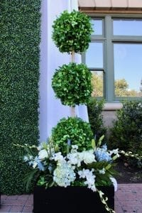 In The Event | Boxwood Wall boxwood hedge Our Favorite Event Rentals | Boxwood Wall IMG 3834 200x300