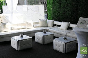 In The Event | Boxwood Wall
