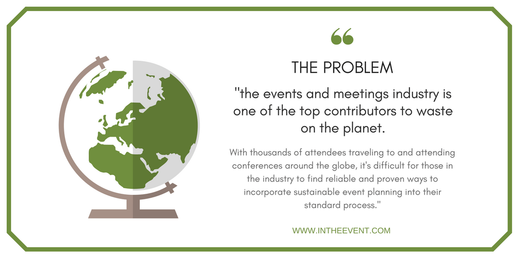 Sustainable Event Planning | In The Event
