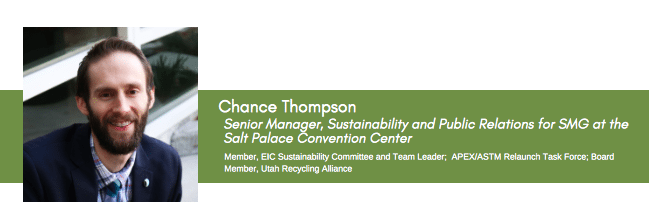 Sustainable Events | Salt Palace Convention Center
