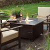 in the event fire pit table