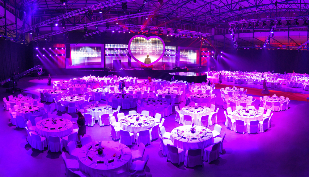 Benefits of using an event planner