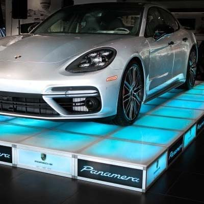 led floors