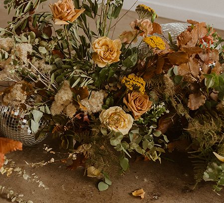 Wildly Collective Styled Shoot