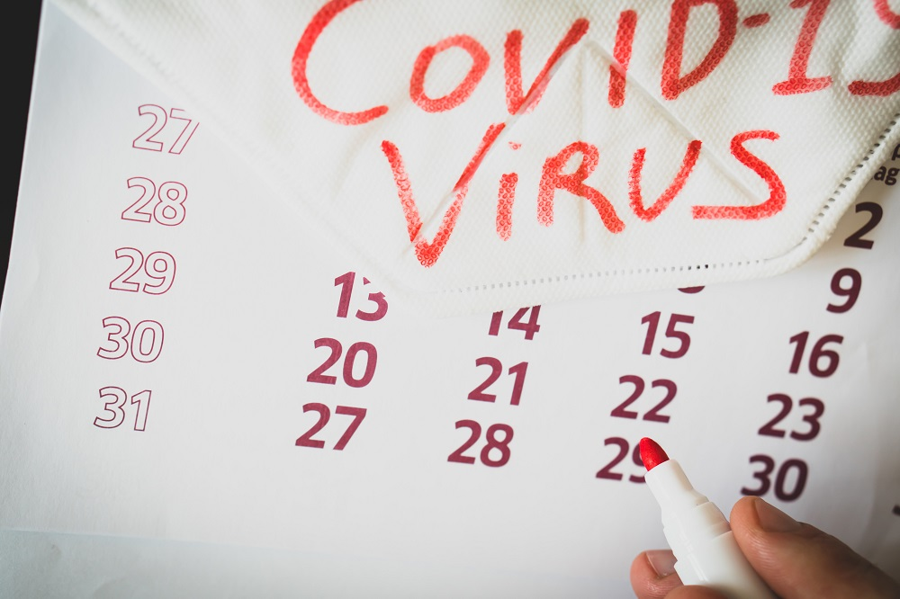 Event planning with coronoavirus